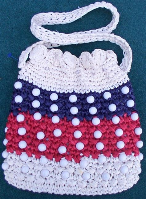 How To Make Macrame Purse - macrame purse