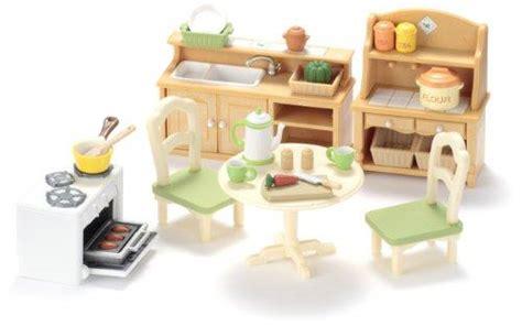 cocina de juguete de sylvanian families ofertas
