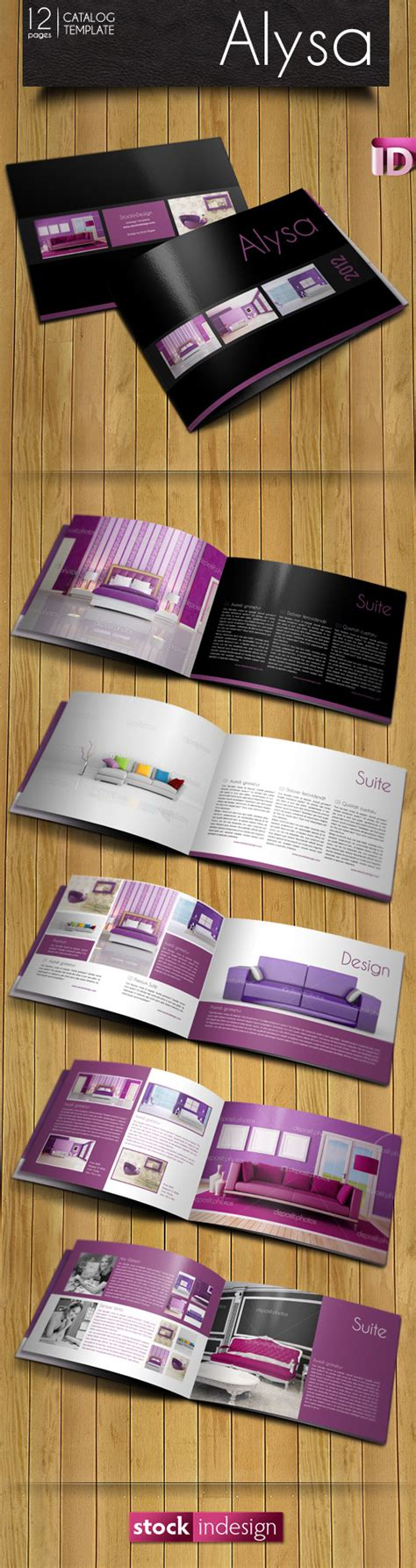 catalog template indesign free stockindesign indesign catalog template alysa stockindesign