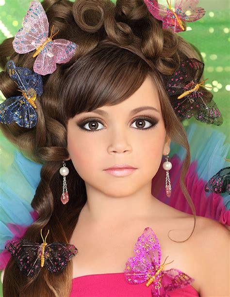 pageant hair styles for pre teens image detail for laura s site cheap glitz pageant