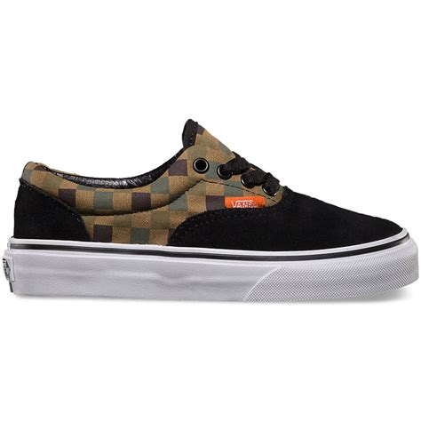 youth sneakers vans checkerboard era youth shoes