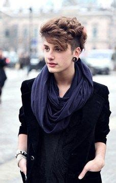 femboy style androgynous style i absolutely adore this hair desired