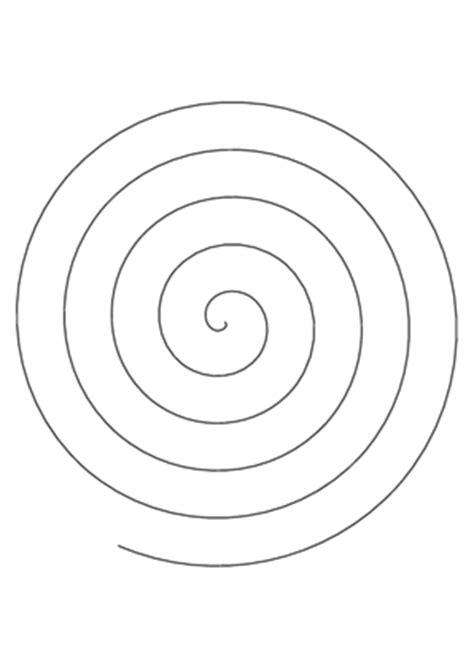 spiral template pattern cutting spiral patterns patterns kid