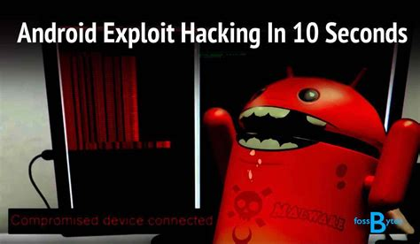 android exploit metaphor here s how this remote android exploit hacks your phone in 10 seconds