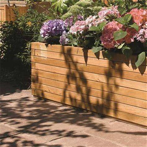 rowlinson fsc patio planter on sale fast delivery