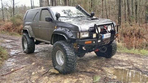 nissan patrol 1990 off road 17 best images about terrano king cab on pinterest
