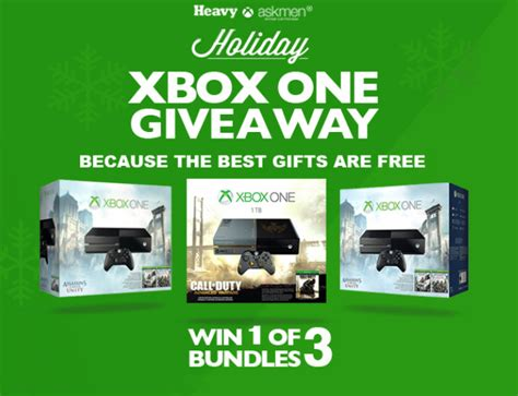 Xbox One Giveaway 2014 - xbox one game console bundles giveaway 3 winners thrifty momma ramblings