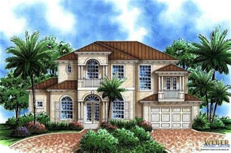 florida home designs florida style house plans home design 133 1008
