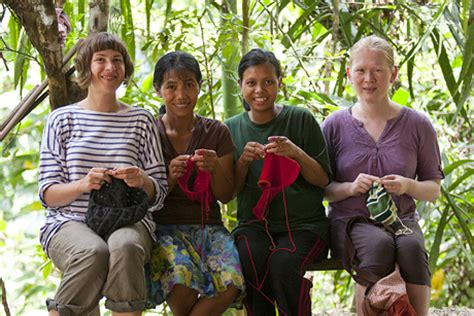 knitting in tagalog student knits into skilled workers