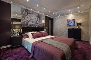 purple and brown bedroom purple brown and grey bedroom bedrooms pinterest