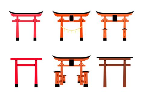 vector free free torii vector free vector stock