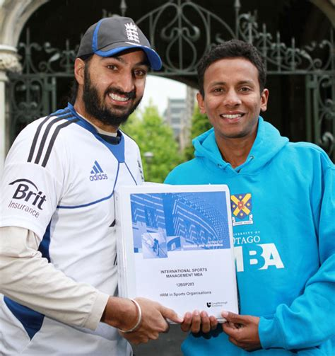 Is Gmat Required For Mba In New Zealand by Otago Mba Student Meets Cricketer Postgraduate
