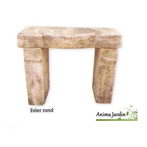 Evier De Jardin by Evier En Reconstitu 233 E Rond Style Ancien Aspect
