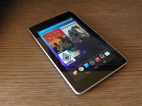nexus 7 best tablet top 5 android tablets in 2013