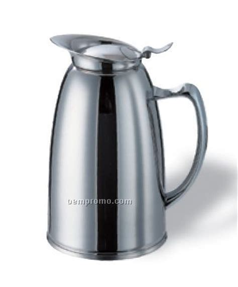Water Pitcher Water Jug Stainless Steel 2 Liter Murah 1 liter stainless steel water pitcher polished china