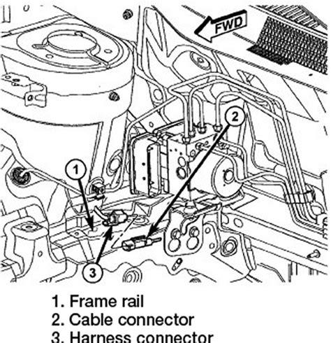 repair anti lock braking 2007 ford f150 transmission control repair guides anti lock brake system wheel speed sensors autozone com