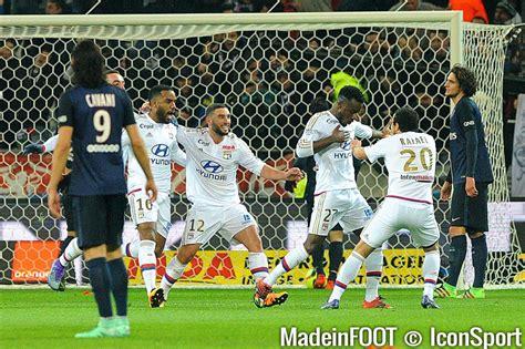 Calendrier Ligue 1 Lyon Psg Photos Ol L1 Matchs Ol 2 1 Psg