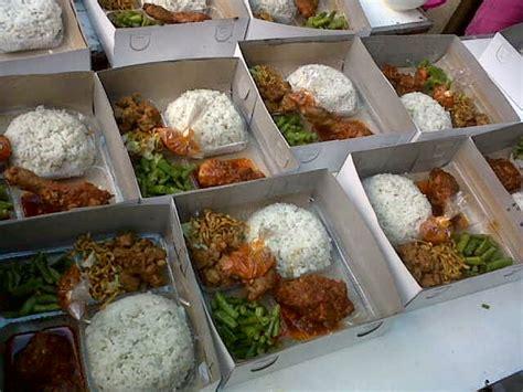 Kemasan Catering Mengenal Kemasan Nasi Kotak Yang Laris Di Masyarakat