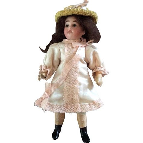 7 bisque doll beautiful 7 quot german bisque doll from grandmas parlour