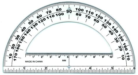 printable protractor small image gallery life size protractor