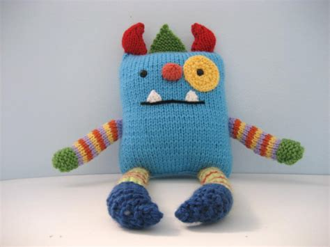 amigurumi monster pattern free you have to see knit monster amigurumi pattern by amy gaines