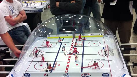 bubble hockey table for singles bubble hockey chionship dec 28 buffalo game 1