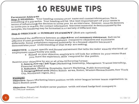 accomplishments resume are indeed important part of any resumes you