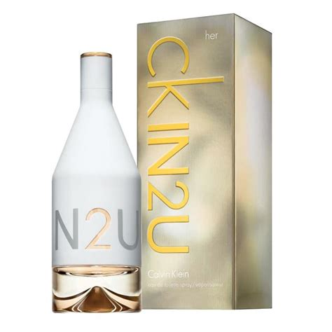 Launch Of Calvin Kleins New Fragrance In2u by Calvin Klein In2u For Eau De Toilette 150ml Spray My