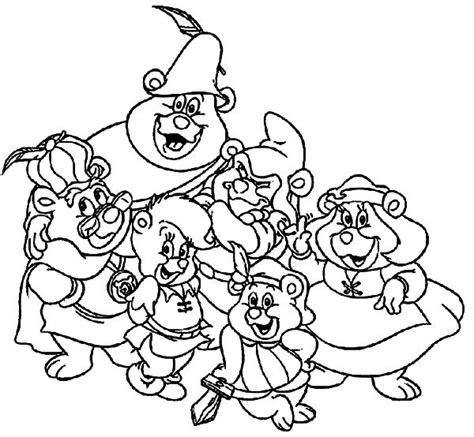 gummy coloring pages coloring pages