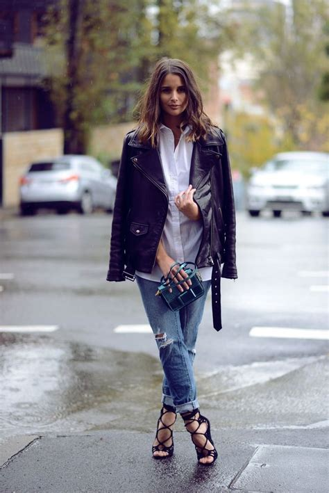 Compare Contrast Wearing A Winter White Coat by Best 25 Leather Coat Ideas On Coats