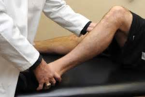 Posterior Drawer Test Knee by Posterolateral Drawer Test