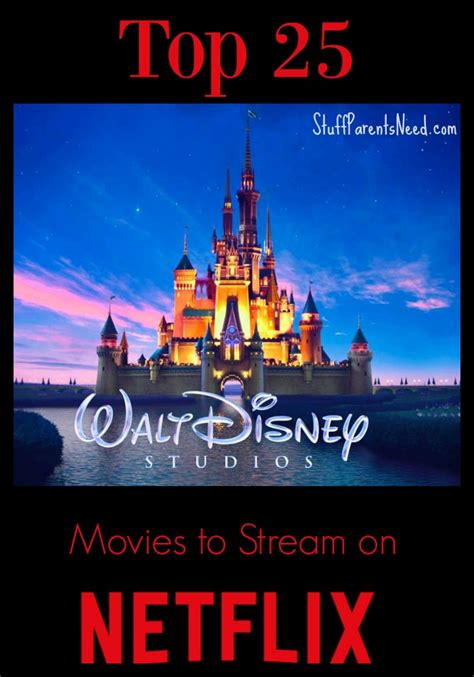 film streaming netflix a very disney summer 25 best disney flicks on netflix