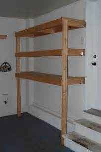 garage shelving wooden garage shelving for you