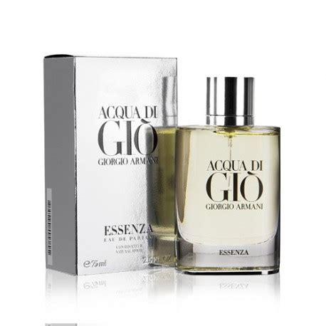 Parfum Original Armani Acqua Di Gio Essenza 75ml Edp giorgio armani acqua di gio essenza eau de parfum 75ml spray