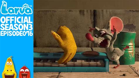 film larva season 3 official glove larva season 3 episode 76 youtube