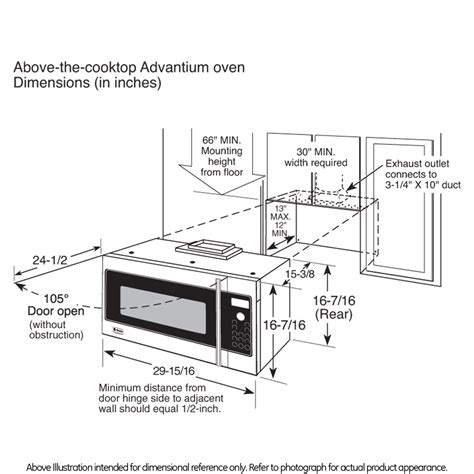 built in ovens microwave oven built in dimensions