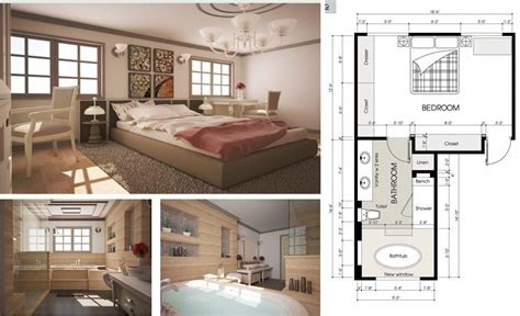 Floor Plans Of A House by Modern Small Apartment Design Under 50 Square Meters