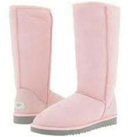 light pink uggs womens light pink ugg boots