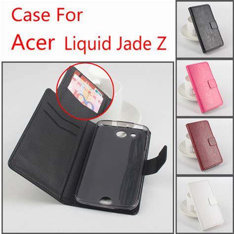Acer Liquid Jade 2 Agenda Standing Leather Book Flip Cover for acer liquid jade z original luxury wallet flip stand leather for acer liquid jade