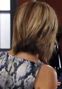 general hospital carlys new haircut back of laura wright s hair ifollowpics
