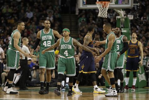 Boston Celtics Nba boston celtics 5 reasons they can upset the cleveland