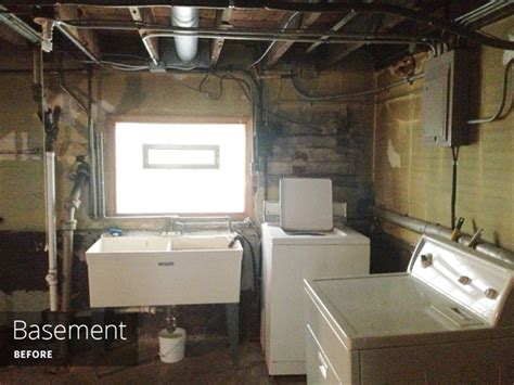 basement shower stalls interior house tour the quot before quot views rather square