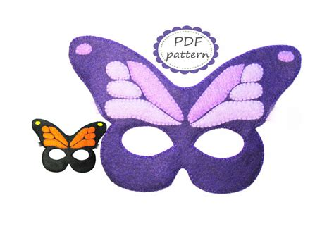 pattern for felt superhero mask unavailable listing on etsy