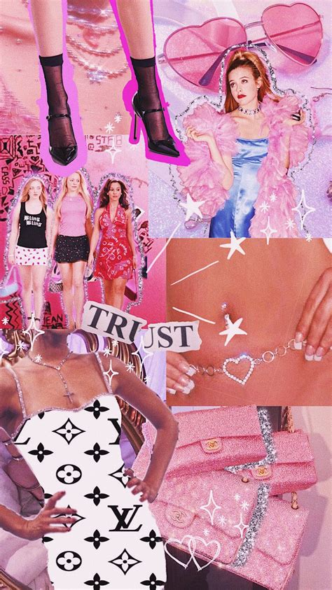 aesthetic wallpaper baby pink aesthetic fashion