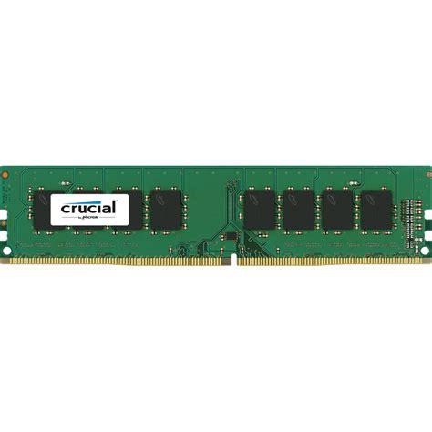 Memory Ddr4 4gb Crucial 4gb Ddr4 288 Pin Udimm 2133 Mhz Non Ecc Ram