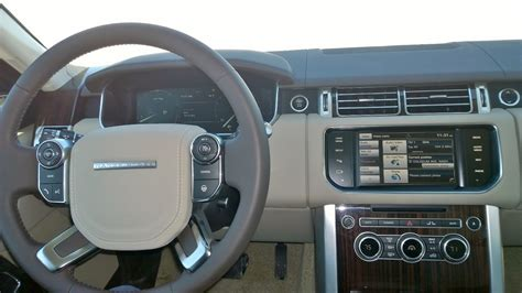 2014 Range Rover Interior by Review 2014 Range Rover Is Sedan Luxury In A Capable Suv