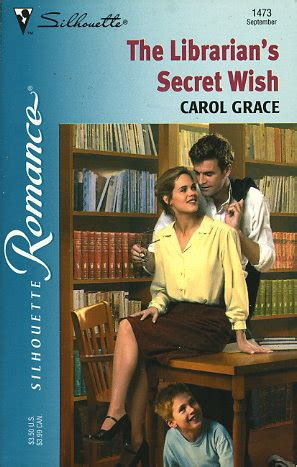 secret grace books the librarian s secret wish by carol grace fictiondb