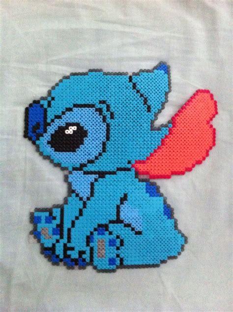 stitch perler 53 best images about leo and stitch perler pixel