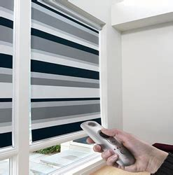 budget blinds enhances home automation with motorized