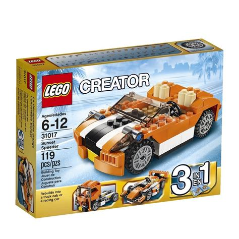 3 In 1 Toys Set lego creator 3 in 1 lego 31017 lego vehicles building